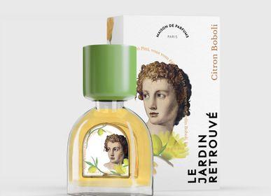 Fragrance for women & men - Citron Boboli Petit Flacon 15ml  - LE JARDIN RETROUVÉ