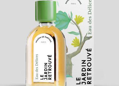 Fragrance for women & men - Eau des Délices Grand Flacon 50ml - LE JARDIN RETROUVÉ