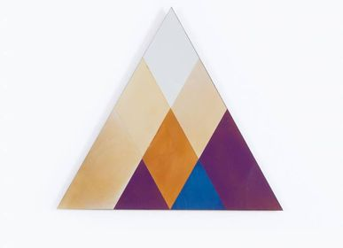 Mirrors - Transience mirror - Triangle - TRANSNATURAL