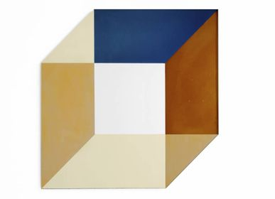 Miroirs - Cubic Transience Mirror - TRANSNATURAL