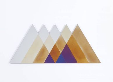 Mirrors - Triangle Transience mirror - TRANSNATURAL