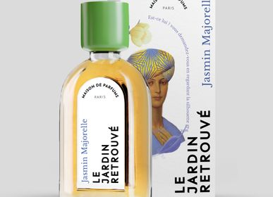 Fragrance for women & men - Jasmin Majorelle Grand Flacon 50ml - LE JARDIN RETROUVÉ