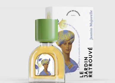 Fragrance for women & men - Jasmin Majorelle Petit Flacon 15ml - LE JARDIN RETROUVÉ