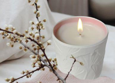 Gifts - Rose Trocadéro Scented Candle - LE JARDIN RETROUVÉ