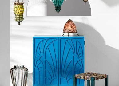 Chests of drawers - MEJORE Soledad Bar Cart  - KINDRED DESIGN COLLECTIVE FURNITURE