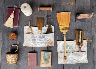 Design objects - BAAN BOON | SORGHUM BROOMS AND BRUSHES - BAAN BOON BROOMS