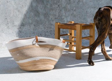 Bags and totes - Ibiza/Basket/Bag L / WOOT-IBIZ-L - 1% DESIGN