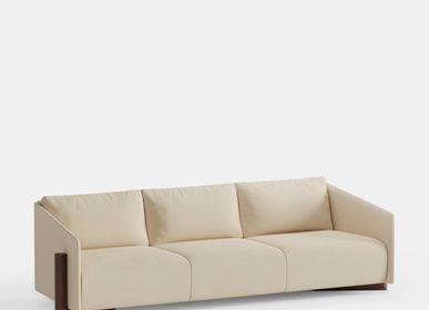 Sofas - Timber 4 Seater - KANN