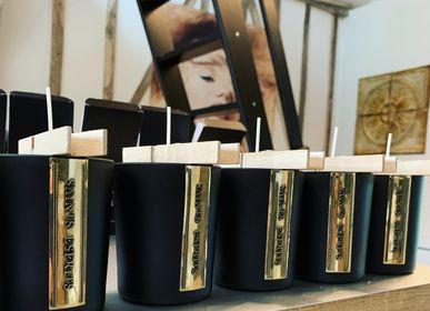 Bougies - LA SAUVAGE - Bougie parfumée 450g. - SAINTS ESPRITS
