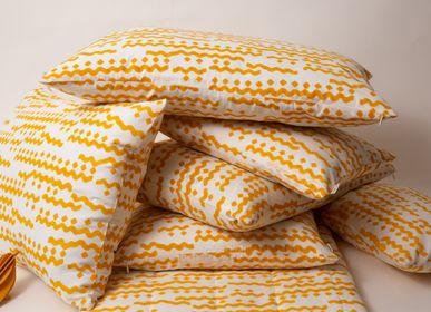 Fabric cushions - Cushion cover - PAYS SUPERBE