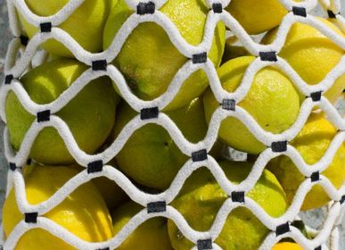 Shopping baskets - Capri shopper/ beach bag / WOOT-CAPR-M - 1% DESIGN