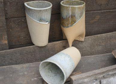 Mugs - Milky Way Goblet, Droplet or Tripode - ANNE KRIEG, CERAMISTE