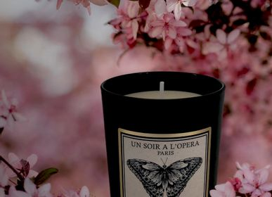 Decorative objects - Vegetable scented candle - Madama Butterfly - UN SOIR A L'OPERA
