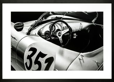 Photos d'art - Décoration murale. Classic Car - ABLO BLOMMAERT