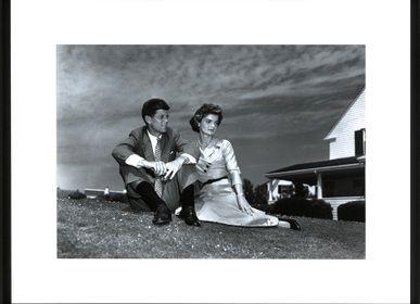 Art photos - Wall decoration. Jack and Jackie, 1953 - ABLO BLOMMAERT