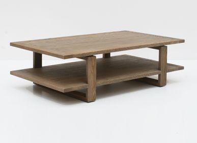 Tables basses - CAPELLA TABLE BASSE  - BRUCS