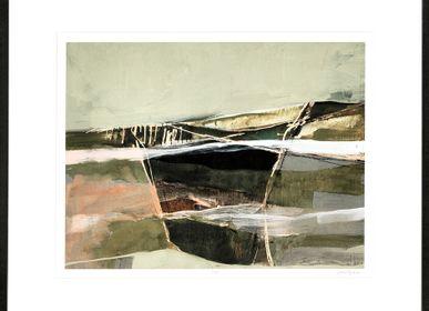 Cadres - Décoration murale. Refracted Horizon I - ABLO BLOMMAERT
