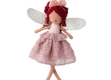 Cadeaux - Picca Loulou Fairy Celeste 35cm  - PICCA LOULOU