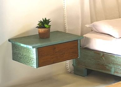 """Decorative objects - Floating Night stand """"Freedom"""" - LIVING MEDITERANEO"""