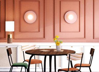Tables Salle à Manger - TABLE LÉON - Ø75x75cm - LES GAMBETTES