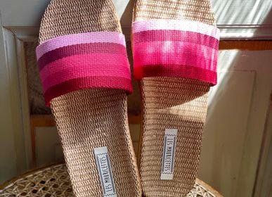 Shoes - Les Mauricettes de Claudette, women's summer tap - LES MAURICETTES