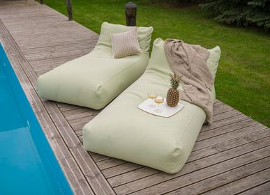 Sofas - Bean Bag Sunbed 90 Capri - PUSKUPUSKU