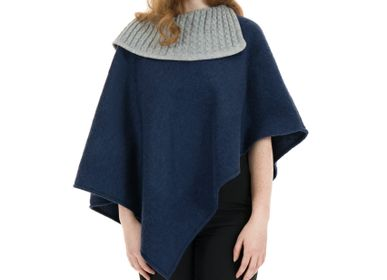Apparel - Poncho ANGIE - SHEEP BY THE SEA