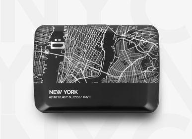Leather goods - SMART CASE - New York - ÖGON DESIGN