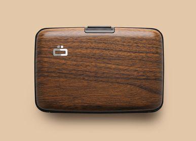 Leather goods - SMART CASE ORIGINAL - Wood print - ÖGON DESIGN