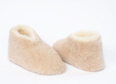 Homewear - SKIPER slippers  - SHEEP BY THE SEA