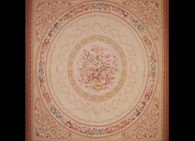 Tapis classiques - tapis a nœuds d'Aubusson - TRESORIENT