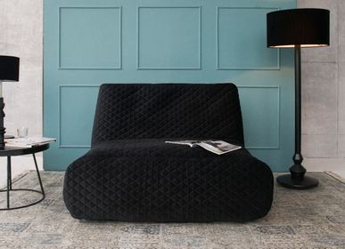 Sofas for hospitalities & contracts - Bean bag Sofa Tube Lure Luxe - PUSKUPUSKU