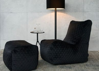 Loungechairs for hospitalities & contracts - Bean bag Seat Lure Luxe - PUSKUPUSKU