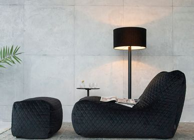 Loungechairs for hospitalities & contracts - Bean bag Lounge Lure Luxe - PUSKUPUSKU