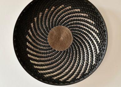 Ceramic - Black Sun 1 - SILVER.SENTIMENTI.CERAMIQUE