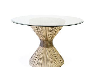 Tables Salle à Manger - DT Tuxedo  Dining Table Base - OBRA CEBUANA