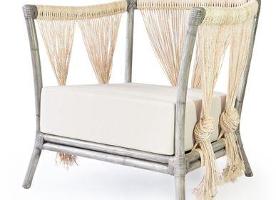 Lounge chairs - Abaca Knot - OBRA CEBUANA