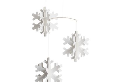 Other Christmas decorations - Snowflake Mobile - LIVINGLY