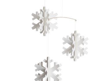 Autres décorations de Noël - Snowflake Mobile - LIVINGLY