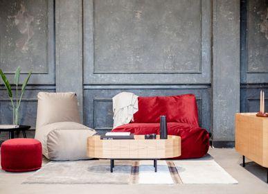 Sofas for hospitalities & contracts - Bean Bag Sofa Tube Barcelona  - PUSKUPUSKU