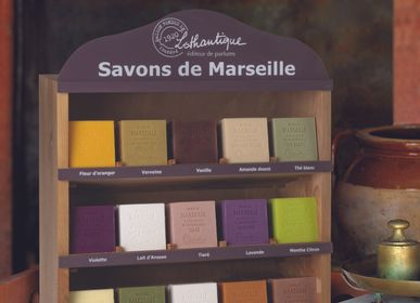 Savons - LES SAVONS DE MARSEILLE - LOTHANTIQUE