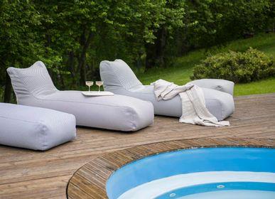 Lawn sofas   - Bean Bag Sunber Capri  - PUSKUPUSKU