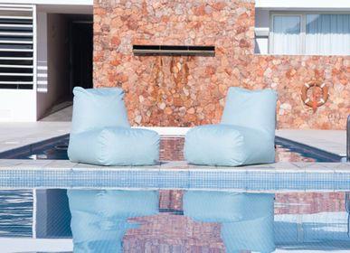 Loungechairs for hospitalities & contracts - Bean Bag Tube Riviera - PUSKUPUSKU