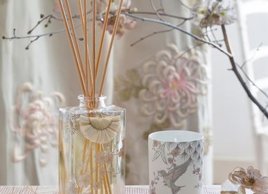Home fragrances - Jardin d'Ailleurs diffusers and candles - MATHILDE M.