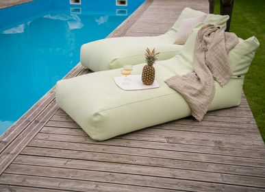 Piscines extérieures - Pouf Sunbed 90 Capri - PUSKU PUSKU