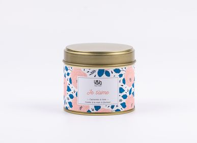 Gifts - 100% Vegan Scented Candle - Cashmere & Silk - YAYA FACTORY