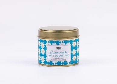 Gifts - 100% Vegan Candles - Lebanon Cedar - YAYA FACTORY