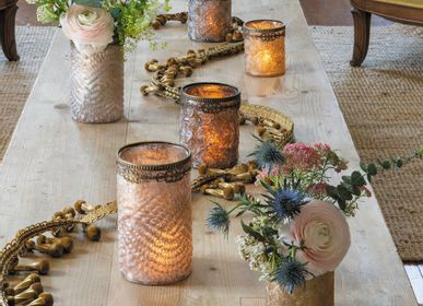 Christmas table settings - Lighting decoration - MATHILDE M.