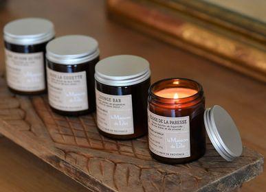 Bougies - Bougies parfumées  100% végétales made in Provence - LA MAISON DE LILO