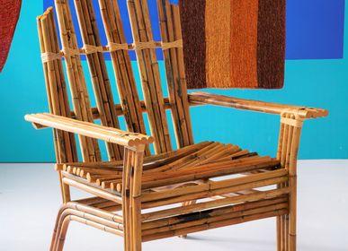 Armchairs - Benitez Lounge Chair - E. MURIO MANILA